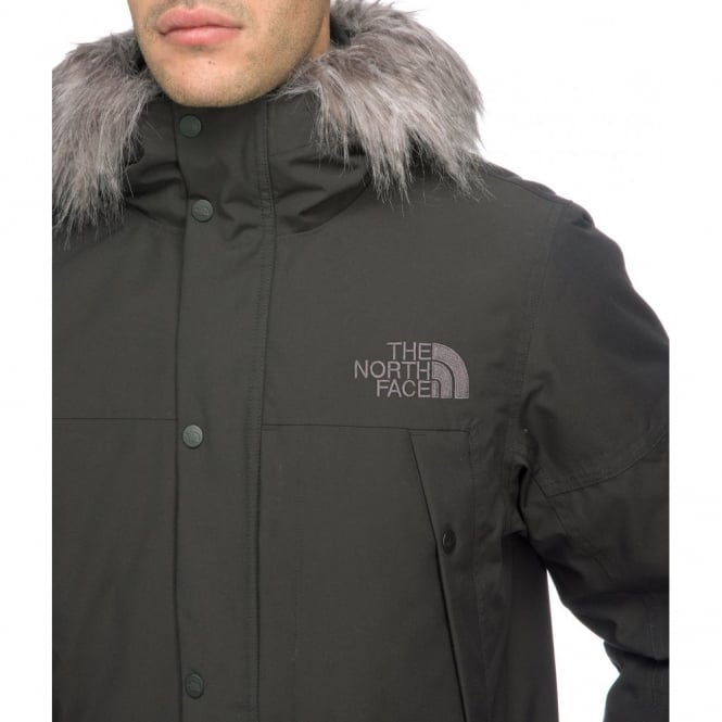 Mens Orcadas Parka TNF Black