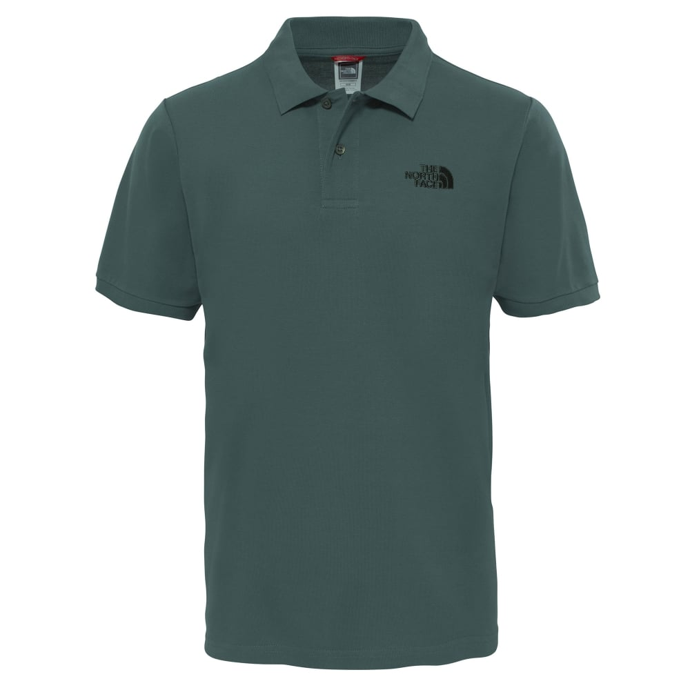 904bad101 Mens Polo Piquet T-Shirt Thyme