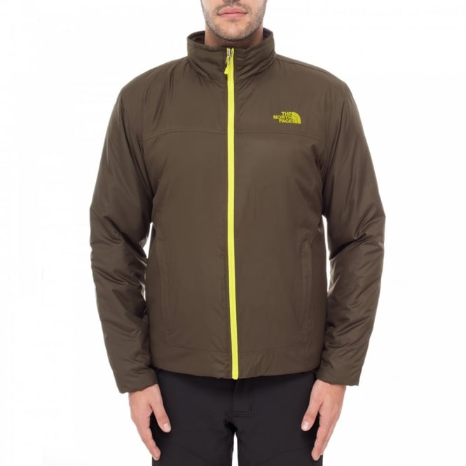 The North Face Mens Primavera II Triclimate Jacket Black Ink Green ... ae12be301e1e