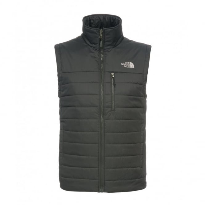 c167bef22 The North Face Mens Red Blaze Vest Black