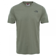 8e77c8cfe Mens Red Box T-Shirt Deep Lichen Green