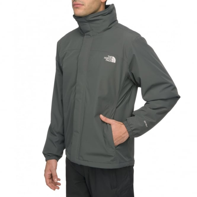 851629d56 The North Face Mens Resolve Insulated Jacket Asphalt Grey