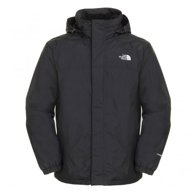 Black Insulated Jacket Fit Jacket