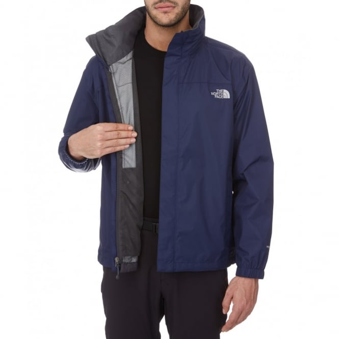 outlet for sale new high uk availability The North Face Mens Resolve Jacket Cosmic Blue