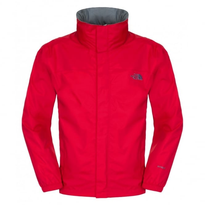f5bc07d5c The North Face Mens Resolve Jacket Rage Red