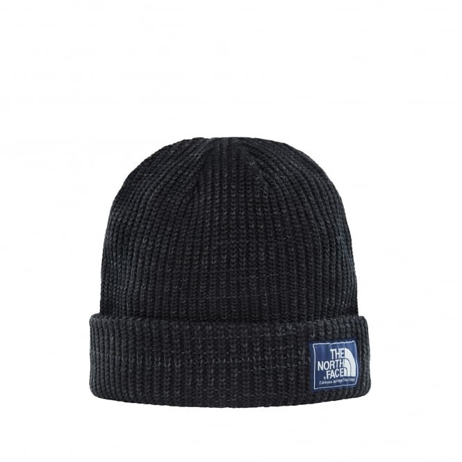 55b125abe22 The North Face Mens Salty Dog Beanie Black - Mens from Great Outdoors UK