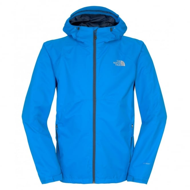 c84a90a69 The North Face Mens Sequence Jacket Drummer Blue