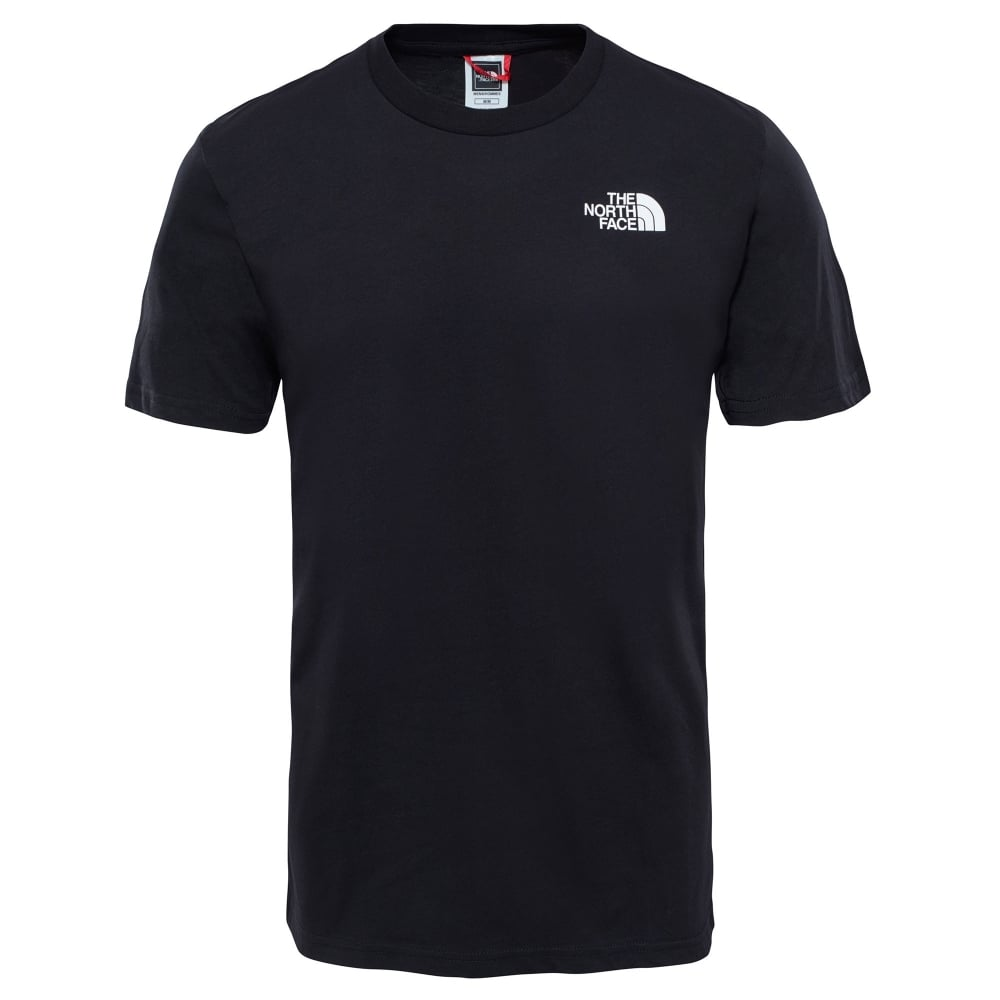 The North Face Youth Short Sleeve Simple Dome Tee Black