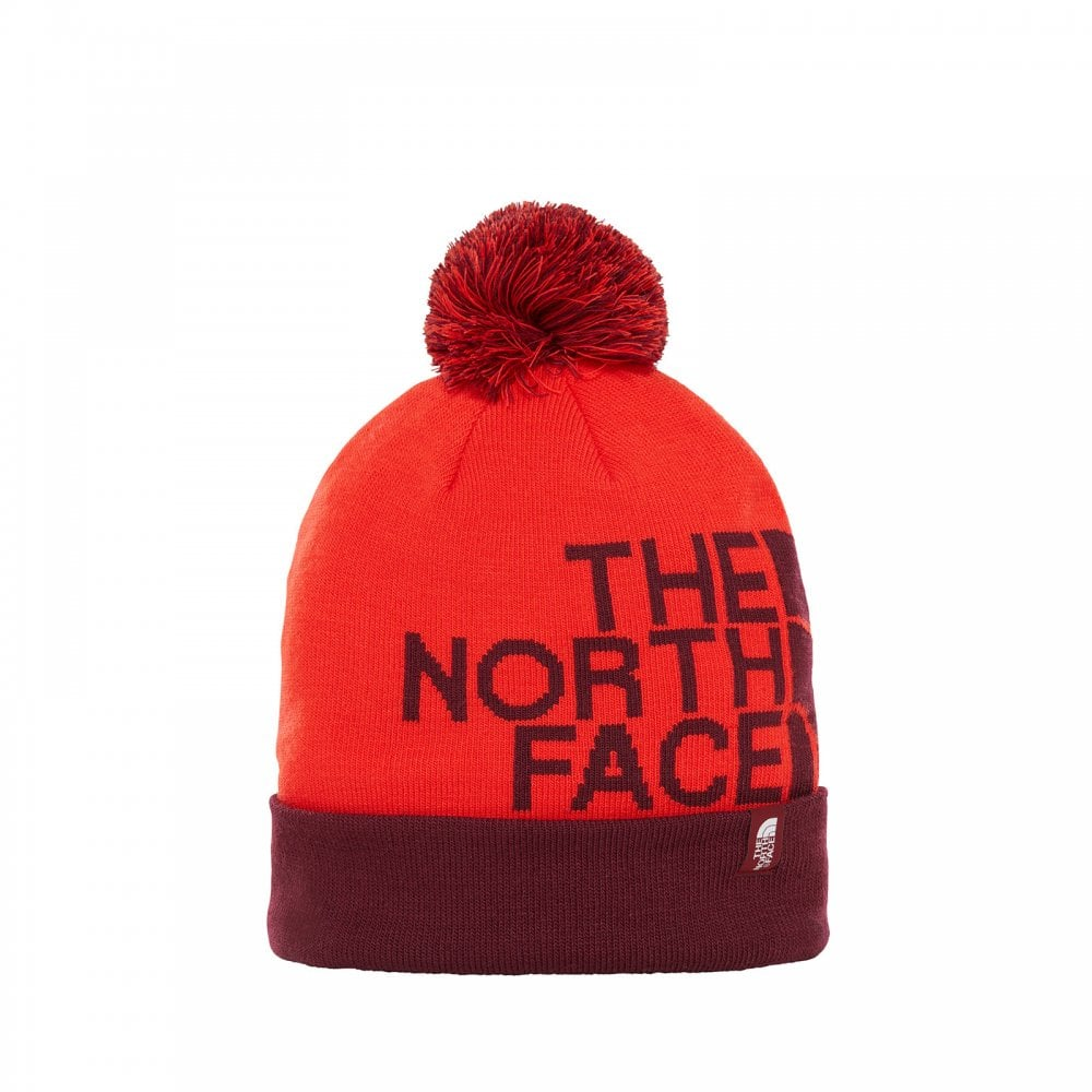 e999efc1b The North Face Mens Ski Tuke V Fiery Red/Fig - Mens from Great ...