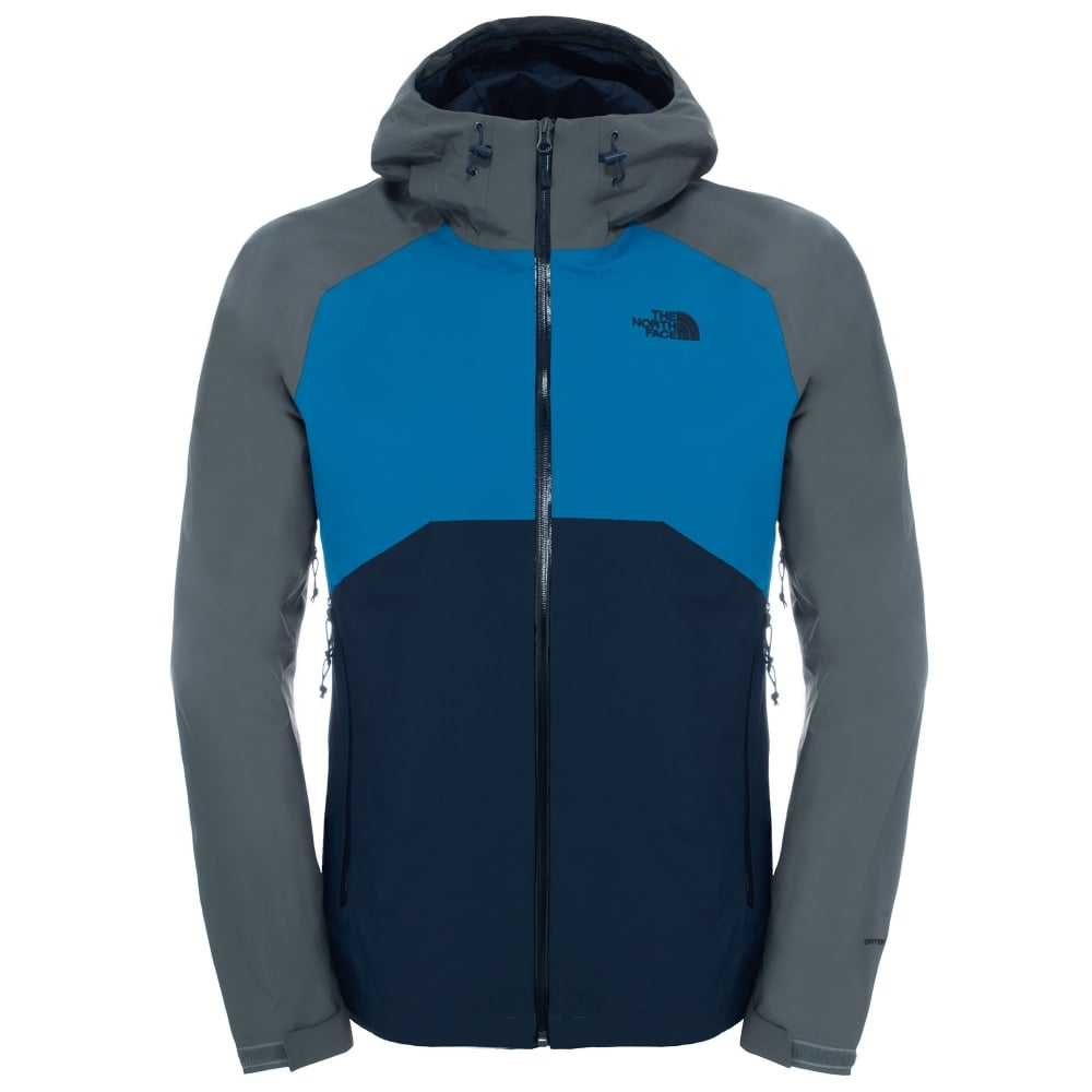 a10379e6e The North Face Mens Stratos Jacket Urban Navy
