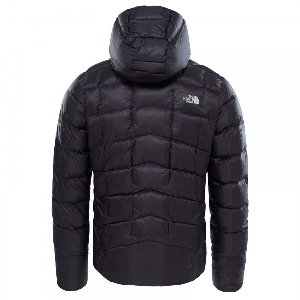 a42fcd2345 The North Face Mens Supercinco Down Hooded TNF Black - Mens from ...
