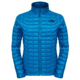 Mens Thermoball Full Zip Jacket Banff Blue