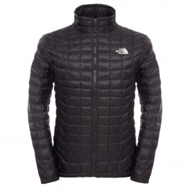 Mens Thermoball Full Zip Jacket Black