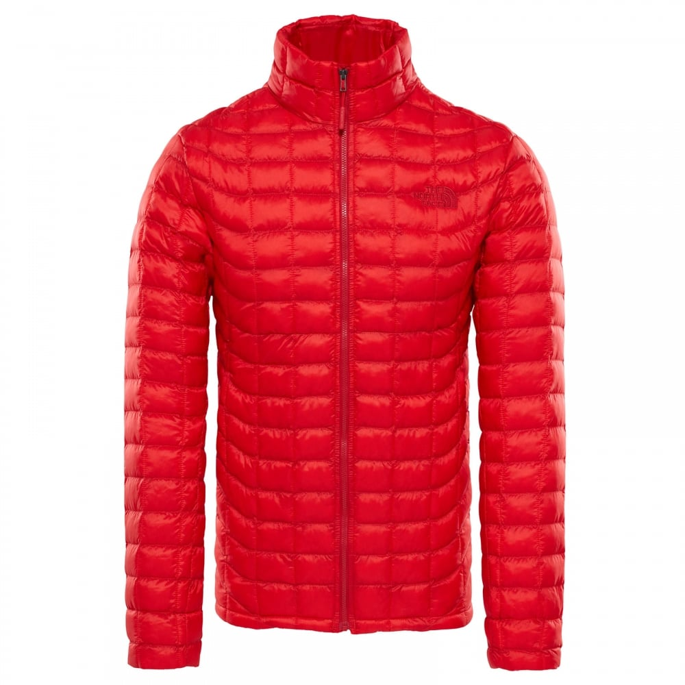 d99c2e71c Mens Thermoball Full Zip Jacket High Risk Red