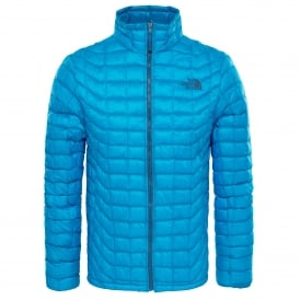Mens Thermoball Full Zip Jacket Hyper Blue