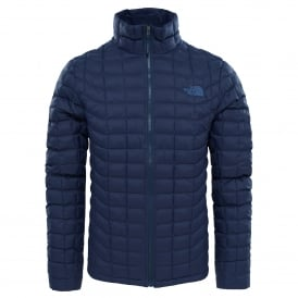 Mens Thermoball Full Zip Jacket Urban Navy Matte
