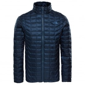 Mens Thermoball Full Zip Jacket Urban Navy