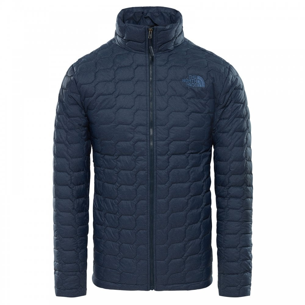 74479c99f Mens Thermoball Full Zip Jacket Urban Navy Stria