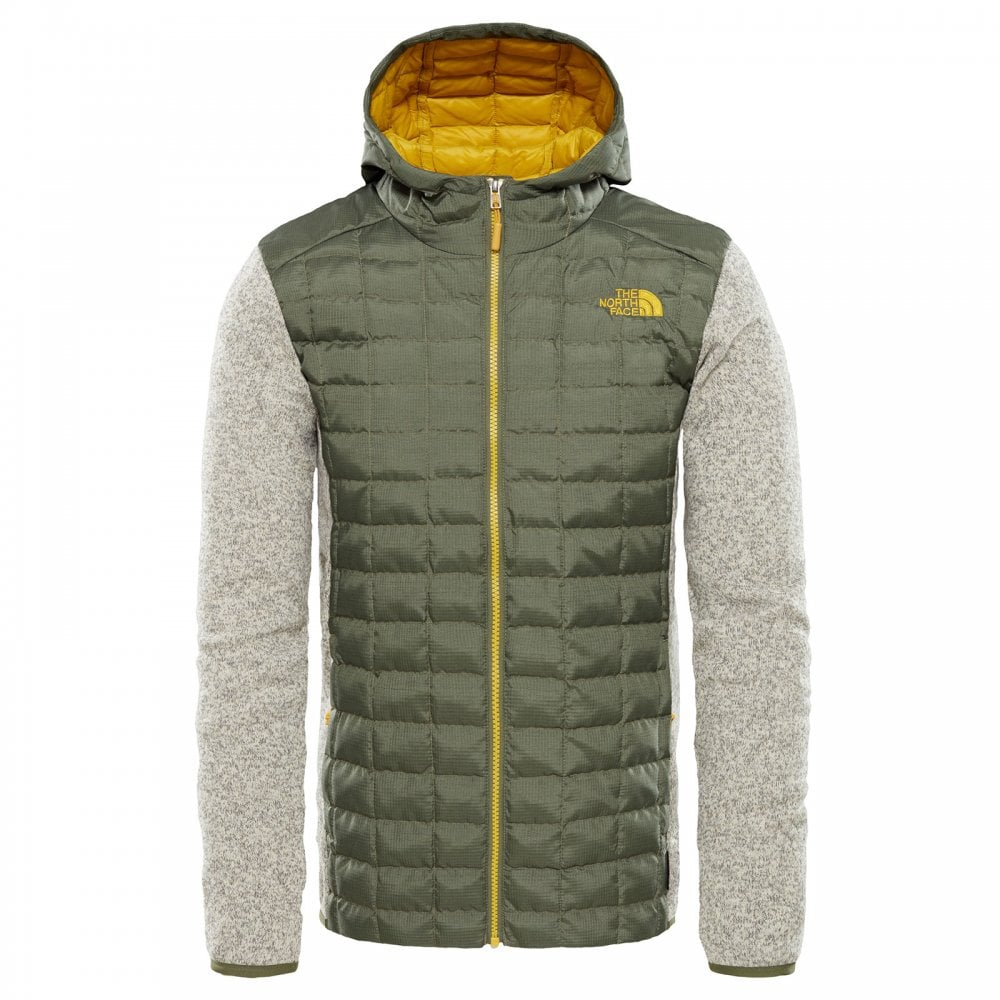 8bfca2755fc6 The North Face Mens Thermoball Gordon Lyons Four Leaf Clover Oatmeal ...