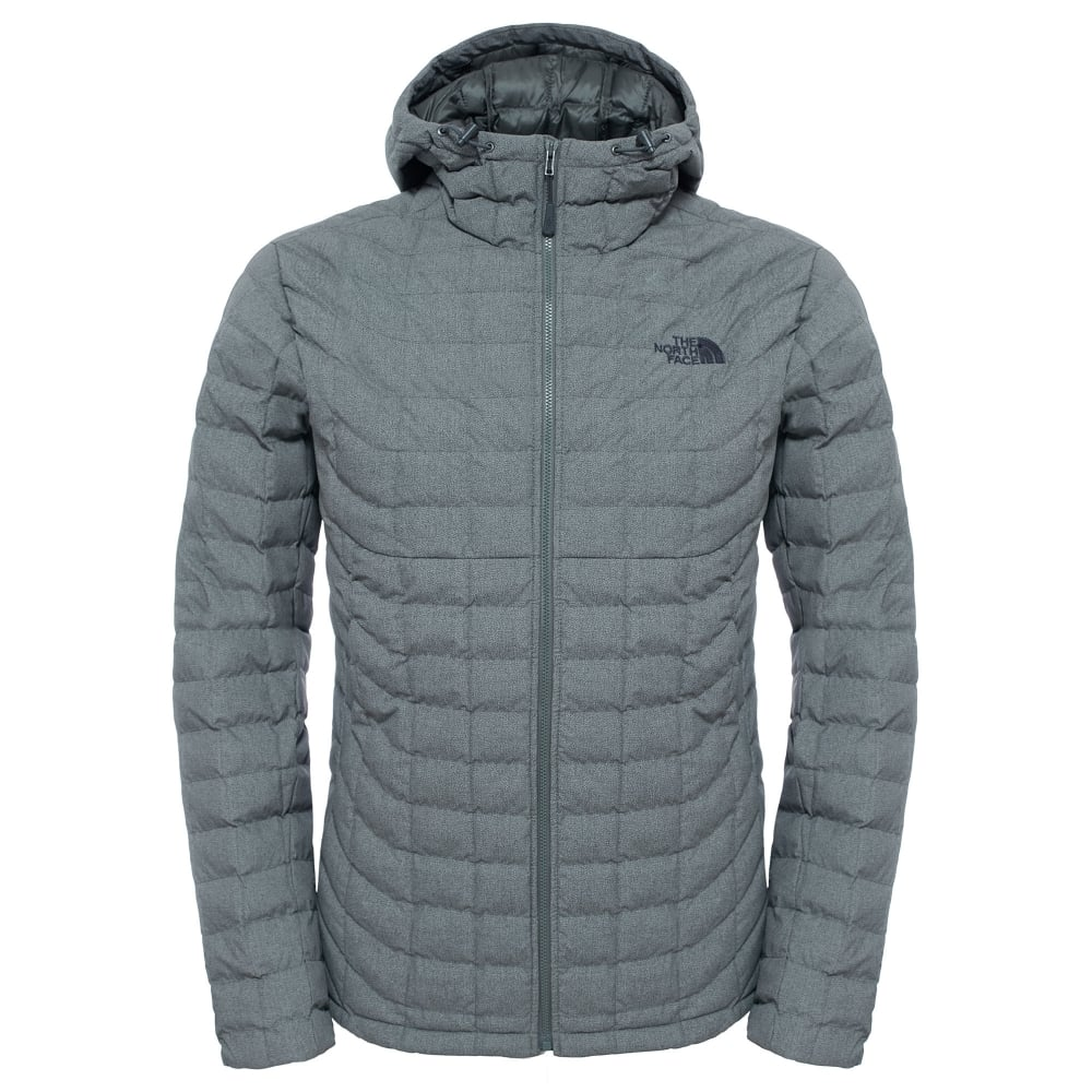 ac384da277 The North Face Mens Thermoball Hoodie Fusebox Grey - Mens from Great ...