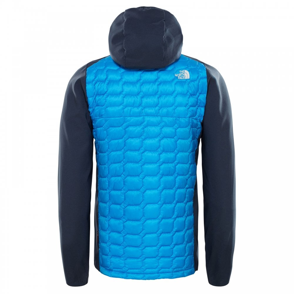 385c1fc0b4fd The North Face Mens Thermoball Hybrid Hoodie Bomber Blue - Mens from ...