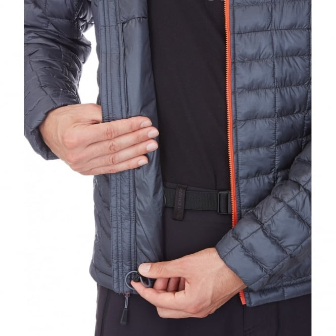 5ab6fa6db2b1 ... Mens Thermoball Jacket Vanadis Grey Mens The North Face ThermoBall  Remix Vest - Vanadis ...