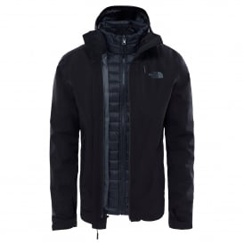 Mens Thermoball Triclimate Jacket TNF Black