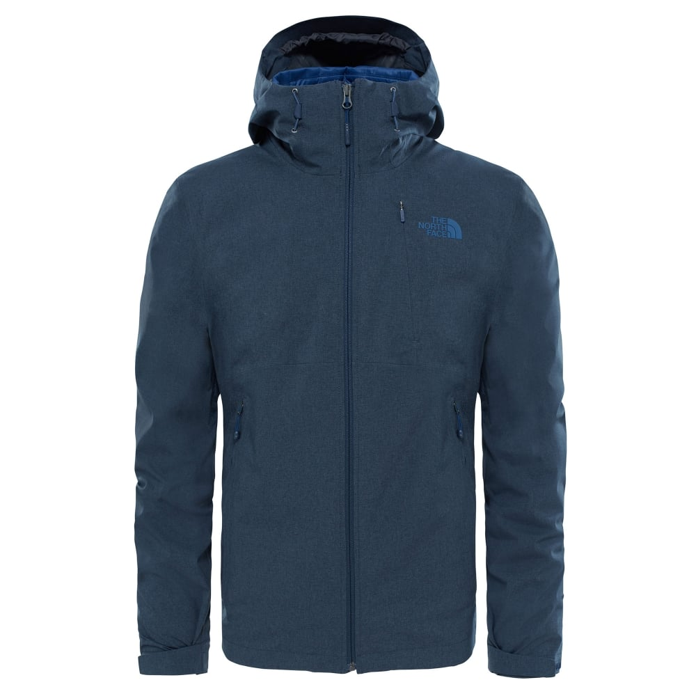 1091a43c9 Mens Thermoball Triclimate Jacket Urban Navy