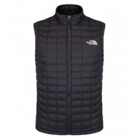 Mens Thermoball Vest TNF Black