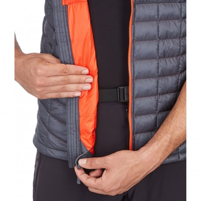 0f77909eafaa ... Mens Thermoball Vest Vanadis Grey The North Face Mens Jackets Vests 3 -in-1 Jackets ...