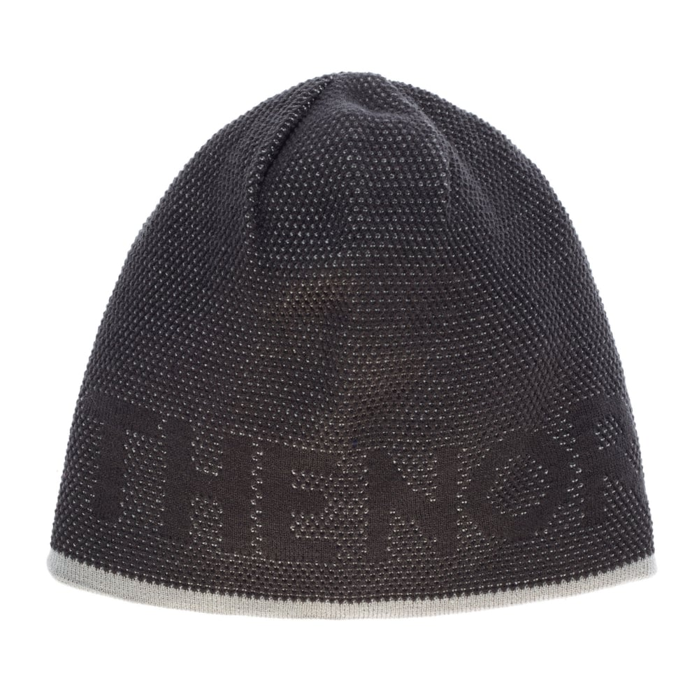 The North Face Mens Ticker Tape Beanie Hat TNF Black - Mens from ... 1258ecd37d7
