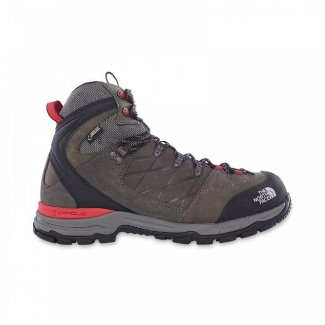 15b4f8175cc The North Face Mens Verbera Hiker II Gtx Boot Graphite Grey ...