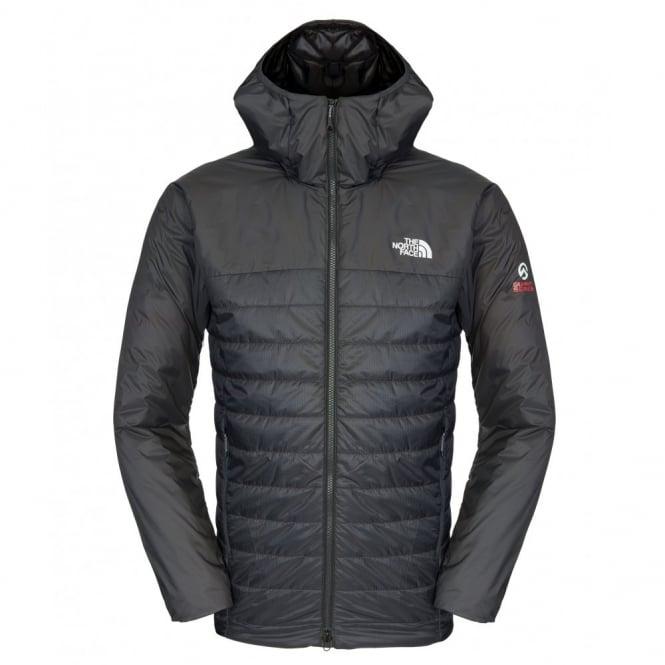 00886cabab06 The North Face Mens Victory Hooded Jacket Asphalt Grey