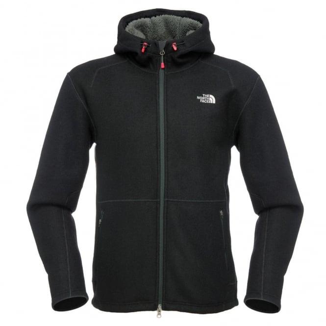 Mens Zermatt Fleece Jacket Black