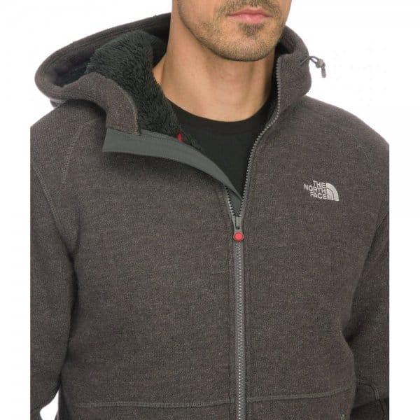 d5baee07b Mens Zermatt Fleece Jacket Heather Grey