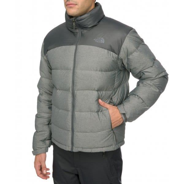 8884cc1692 The North Face Men s Asphalt Grey Nuptse 2 Jacket - Free UK Delivery