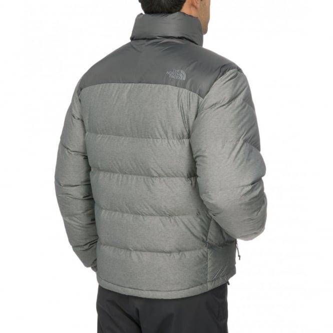 The North Face Men s Asphalt Grey Nuptse 2 Jacket - Free UK Delivery 2605e755e