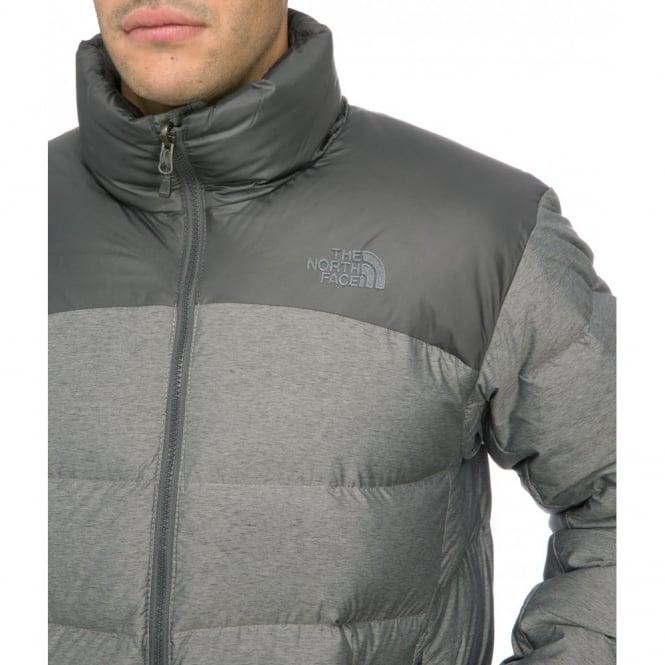 83764596e718 The North Face Men s Asphalt Grey Nuptse 2 Jacket - Free UK Delivery
