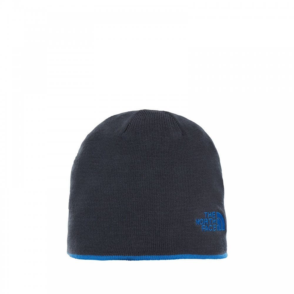 The North Face Reversible TNF Banner Beanie Turkish Sea Urban Navy ... d89830785921