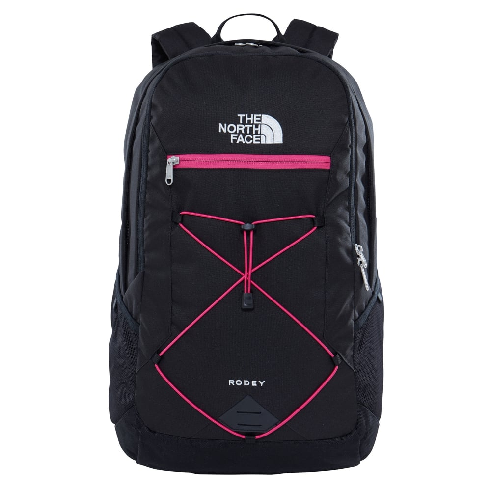 Black And Pink Backpack- Fenix Toulouse Handball 021339fb6f970