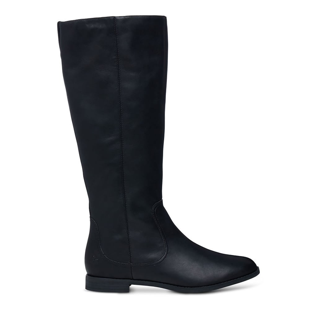 Timberland Ladies Preble Tall Boot Jet Black - Footwear from Great ... 0024a1625d