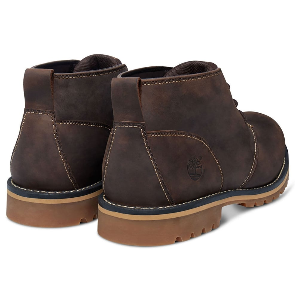 timberland grantly chukka boots brown