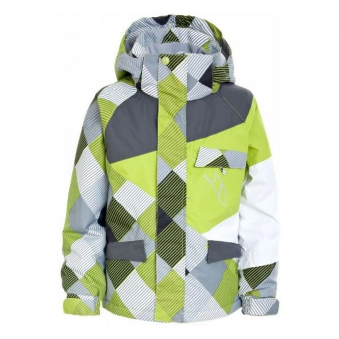 12c810e681 Trespass Boys Charger Ski Jacket Wasabi - Kids from Great Outdoors UK