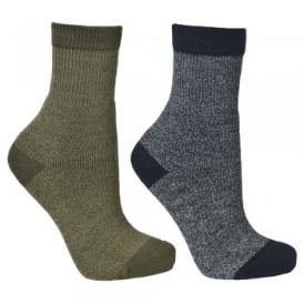 Boys Dipping 2 Pack Sock Assorted