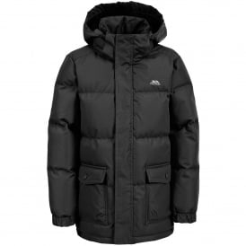 Boys Marcel Insulated Jacket Black