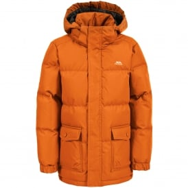 Boys Marcel Insulated Jacket Carrot
