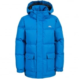Boys Marcel Insulated Jacket Electric Blue
