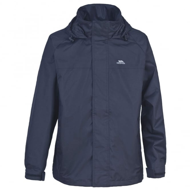 Trespass Boys Nabro Jacket Navy