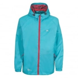 Boys Qikpac Jacket Aquatic