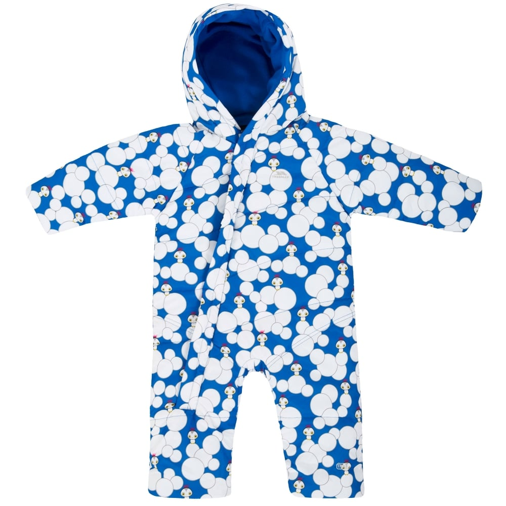 eb931c5fff7d Trespass Boys Theodore Snowsuit Blue - Kids from Great Outdoors UK